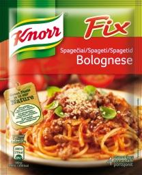 "Knorr FIX ruošinys spagečiams ""Bolognese"""
