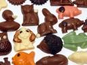 Šokoladiniai gyvūnėliai