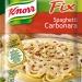"""Knorr FIX mišinys spagečiams """"Carbonara"""""""