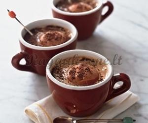 """Ledų kava """"Affogato Mocha"""""""