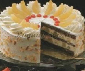 Kriaušinis tortas