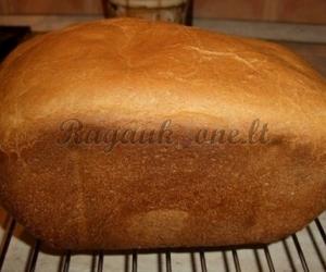 Šviesi kvietinė duona