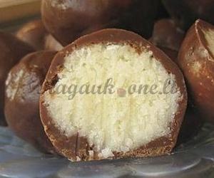 Šokoladiniai saldainukai