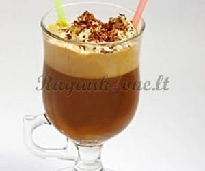 Kavos ir likerio gėrimas