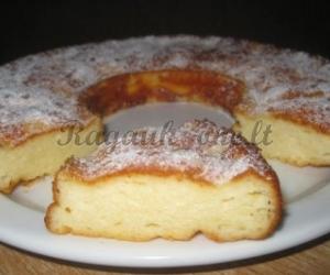 Klasikinis varškės pyragas