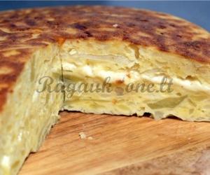 Bulvių pyragas