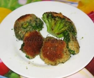Kepti brokoliai su sviestu
