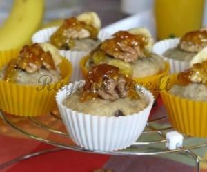 Bananiniai keksiukai