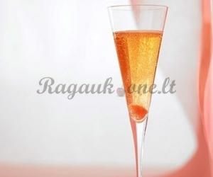 Klasikinis putojančio vyno kokteilis