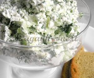Gaivios salotos su varške