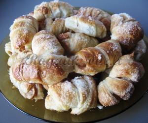 Obuoliniai pyragiukai