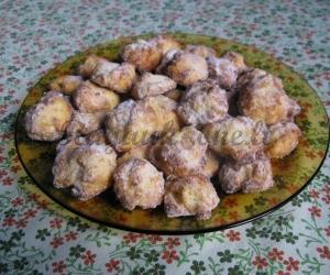 Traškūs sausainiai su varške