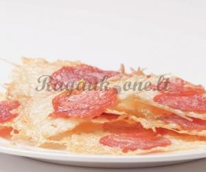Dviejų ingredientų picutės