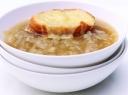 Svogūnų sriuba pagal prancūzišką receptą