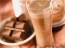 Šokoladinis pieno kokteilis su bananais
