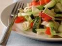 Gaivios daržovių salotos