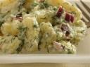 Virtų bulvių mišrainė