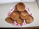 Greitai paruošiami šokoladiniai vafliai