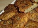 Bulviniai blynai su maltais grybais