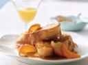 Apelsinų skiltelės tešloje