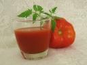 Pomidorų ir citrinų gėrimas