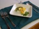 Daržovių ir kiaušinių apkepas