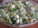 Brokolių salotos su feta