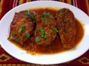 Salierai įdaryti mėsa