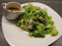Rytietiškos salotos su silke