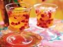 Vyno ir mandarinų želė