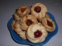 Grietinėlės sūrio sausainiai