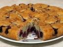Paprastas vyšnių pyragas