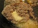 Kopūstų kotletukai su sūrio įdaru