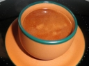 Karštas kavos gėrimas su šokoladu