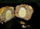 Mėsos kukuliai su putpelių kiaušiniais viduje