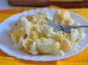 Žiediniai kopūstai su fermentiniu sūriu