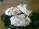 Kokoso riešutų spurgos
