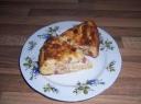 Pyragas su svogūnų ir saliami įdaru