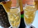 Ananasinis putojantis vynas