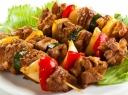 Labai skanus SKANULIO  vertinis su keptomis daržovėmis