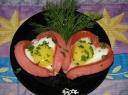 Valentino dienos pusryčiai