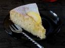 Migdolų – abrikosų pyragas
