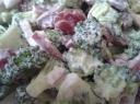 Gaiviosios brokolio salotos