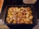 Vištienos kulšelės su bulvėmis