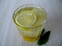 Obuolių - moliūgų kompotas su citrina