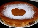 """""""Atvirkščias"""" obuolių pyragas"""
