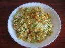 Kopūstų - morkų salotos