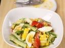 Šviežių kukurūzų salotos