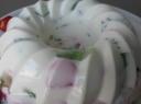 Jogurtinė želė su braškėmis