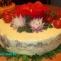 Užkandinis vištienos tortas